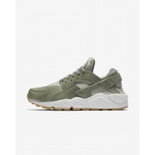 Nike Air Huarache Lifestyle Shoes Womens Dark Stucco/Light Bone/Summit White/Pale Grey (559PFLZT)