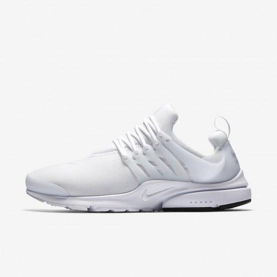 Nike Air Presto Lifestyle Shoes Mens White/Black (576STYRK)