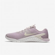 Nike Metcon 4 Training Shoes Womens Particle Rose/Summit White/Opal (576YRCTH)