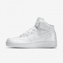 Chaussure Casual Nike Air Force 1 Homme Blanche (601TFXUV)