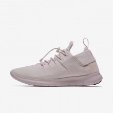 Nike Free RN Running Shoes For Women Barely Rose/Arctic Pink (604DBFLR)