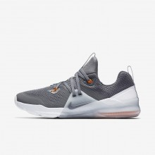 Nike Zoom Train Command Training Shoes For Men Dark Grey/Wolf Grey/Hyper Crimson (620DWZTL)