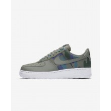 Nike Air Force 1 Lifestyle Shoes Mens Dark Stucco/Dark Raisin/Vintage Green (627KLTUD)