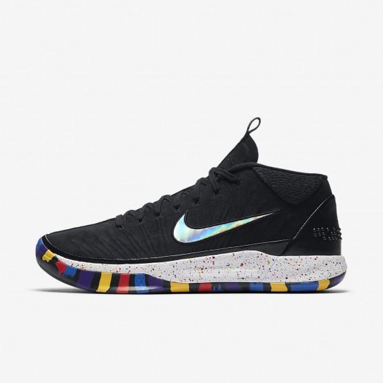 Nike Kobe A.D. Basketball Shoes For Men Black/Multi-Color (629LXRFK)