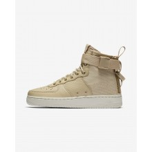 Chaussure Casual Nike SF Air Force 1 Femme Clair (639WOAHK)