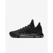 Nike Zoom KDX Basketball Shoes Womens Black/Dark Grey (687BRDOT)