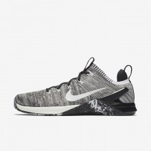 Nike Metcon DSX Training Shoes For Men Matte Silver/Light Silver/Sail (687LSNPW)