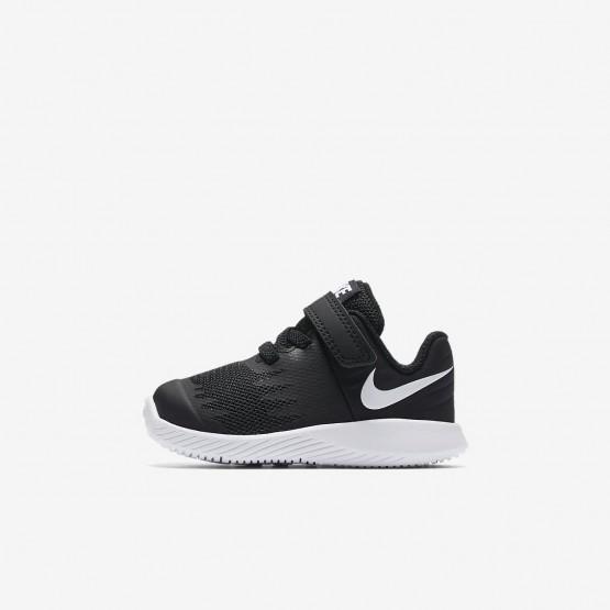 Chaussure Running Nike Star Runner Fille Noir/Blanche (706ERWCV)