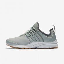 Nike Air Presto Lifestyle Shoes Womens Light Pumice/Gunsmoke/Gum Light Brown (709YTLZQ)