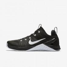 Nike Metcon DSX Training Shoes For Women Black/White (725FMKSY)