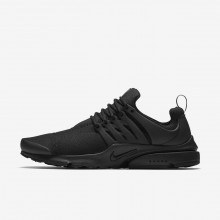 Nike Air Presto Lifestyle Shoes Mens Black (730FTAYW)