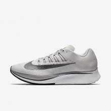 Nike Zoom Fly Running Shoes Mens Vast Grey/Atmosphere Grey/Gunsmoke/Anthracite (734MQOUF)