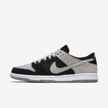 Nike SB Dunk Skate Schoenen Heren Zwart/Wit/Grijs (741ILRHC)
