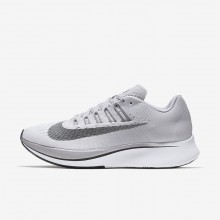 Chaussure Running Nike Zoom Fly Femme Grise/Grise (750UXBEL)