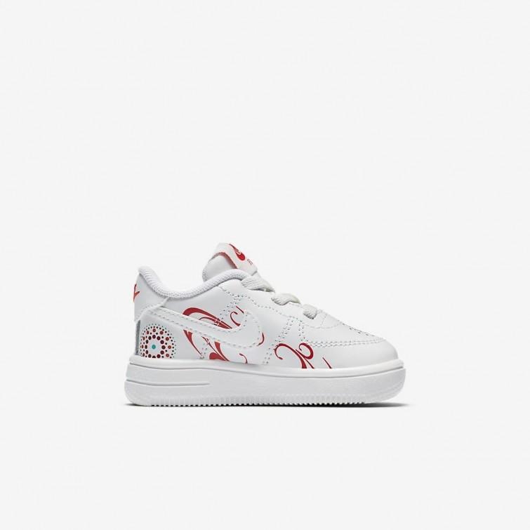 Nike Air Force 1 Sko Til Salg Nike Casual Sko Pige Hvide