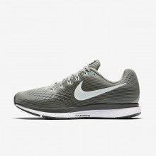 Nike Air Zoom Running Shoes For Women Dark Stucco/Sequoia/Black/Barely Grey (781WEMUA)