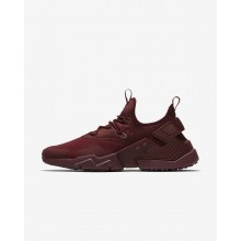 Nike Air Huarache Lifestyle Shoes For Men Team Red/White (782FRCBT)