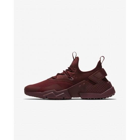 Nike Air Huarache Lifestyle Shoes Mens Team Red/White (782FRCBT)