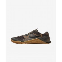 Nike Metcon 4 Training Shoes For Men Ridgerock/Elemental Gold/Gunsmoke/Black (783ZDBYL)