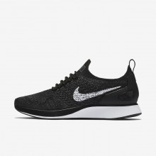 Nike Air Zoom Lifestyle Shoes For Women Black/Dark Grey/White (785OQFNH)