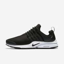 Nike Air Presto Lifestyle Shoes Mens Black/White (804OBSWE)