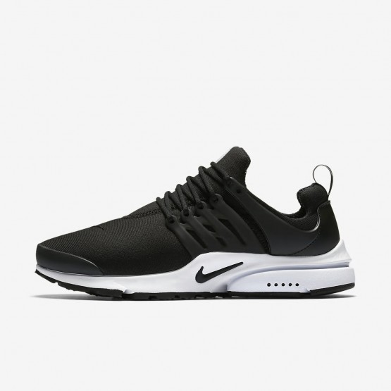 Nike Air Presto Lifestyle Shoes For Men Black/White (804OBSWE)