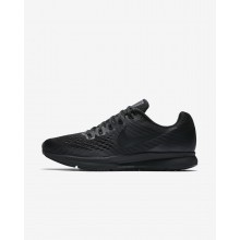 Nike Air Zoom Running Shoes For Men Black/Anthracite/Dark Grey (808YKEJF)