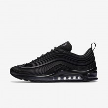 Nike Air Max 97 Lifestyle Shoes Mens Black/Anthracite (824SOAQY)