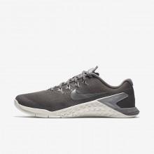 Nike Metcon 4 Training Shoes For Women Gunsmoke/Summit White/Metallic Cool Grey (828HDMQW)