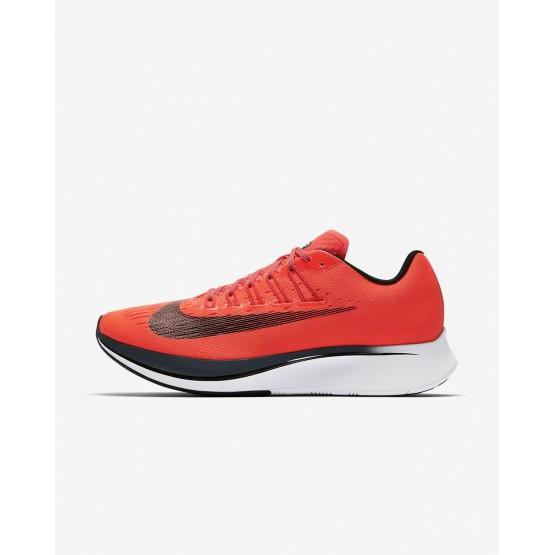 Nike Zoom Fly Running Shoes Mens Bright Crimson/Blue Fox/White/Black (830FWBSU)