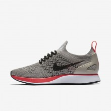 Nike Air Zoom Lifestyle Shoes For Women String/White/Solar Red/Black (838VJKDE)