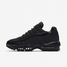 Nike Air Max 95 Lifestyle Shoes For Women Black (862KEZDQ)