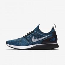 Nike Air Zoom Lifestyle Shoes Mens Green Abyss/Cirrus Blue/White/Black (874EQBCA)
