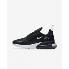 Nike Air Max 270 Lifestyle Shoes Womens Black/White/Anthracite (883FWXCI)
