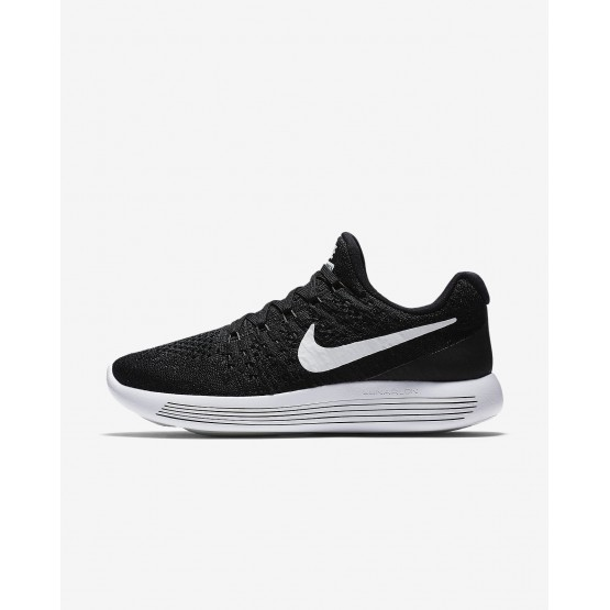 Nike LunarEpic Low Running Shoes For Women Black/Anthracite/White (885TUZQA)
