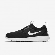 Nike Juvenate Lifestyle Shoes Womens Black/White (895ATZHG)