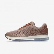Nike Zoom All Out Hardloopschoenen Dames Roze/Metal Rood (895IUJWZ)