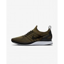 Nike Air Zoom Lifestyle Shoes Mens Black/Desert Moss (903YJNGV)