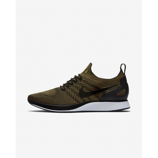 Nike Air Zoom Lifestyle Shoes For Men Black/Desert Moss (903YJNGV)