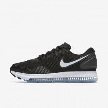 Nike Zoom All Out Laufschuhe Damen Schwarz/Weiß (910CZNJT)