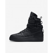 Chaussure Casual Nike SF Air Force 1 Femme Noir (936KNXYO)