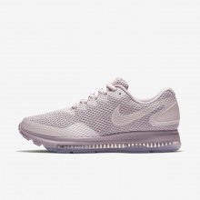 Chaussure Running Nike Zoom All Out Femme Rose/Rose (944PKSAB)