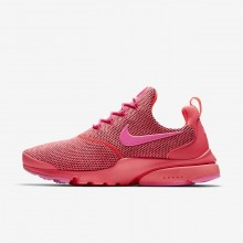 Nike Presto Fly Lifestyle Shoes Womens Hot Punch/Pink Blast (965PXGOB)