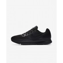 Nike Air Zoom Running Shoes For Women Black/Anthracite/Dark Grey (974GDPKI)